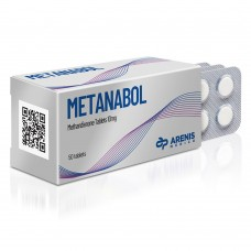 ARENIS MEDICO METANABOL 50 TAB - 10MG/TAB