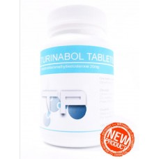 TAKEDA PHARMACEUTICALS TURINABOL 100 TAB - 20MG/TAB