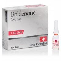 SWISS REMEDIES BOLDENONE 250 10AMP - 250MD/ML