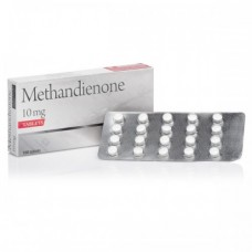 SWISS REMEDIES METHANDIENONE 100TAB - 10MG/TAB