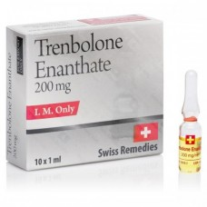 SWISS REMEDIES TRENBOLONE ENANTHATE 10AMP - 200MG/ML
