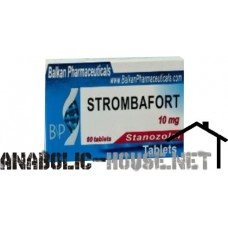 BALKAN PHARMACEUTICALS STROMBAFORT 100TAB - 10MG/TAB