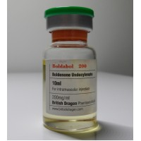 BRITISH DRAGON BOLDABOL 200 10ML - 200MG/ML