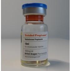 BRITISH DRAGON TESTABOL PROPIONATE 10ML - 100MG/ML
