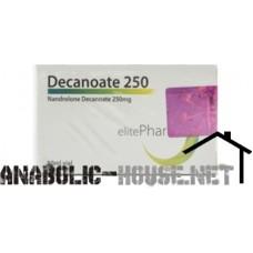 ELITE PHARMA DECANOATE 250  10ML - 250MG/ML