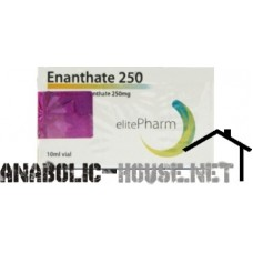 ELITE PHARMA ENANTHATE 250 10ML - 250MG/ML