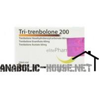 ELITE PHARMA TRI-TRENBOLONE 200 10ML - 200MG/ML