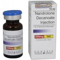GENESIS NANDROLONE DECANOATE INJECTION 10ML - 250MG/ML