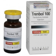 GENESIS TRENBOL 100 10ML - 100MG/ML