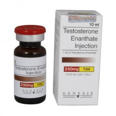 GENESIS TESTOSTERONE ENANTHATE INJECTION 10ML - 250MG/ML