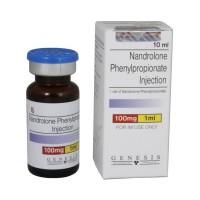 GENESIS NANDROLONE PHENYLPROPIONATE INJECTION 10ML - 100MG/ML