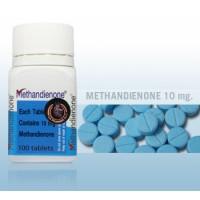 LA PHARMA METHANDIENONE LA® 100 TAB - 10MG/TAB