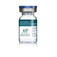 MAGNUS PHARMACEUTICALS NANDRO D 10ML - 250MG/ML