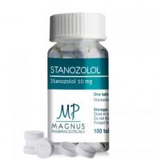 MAGNUS PHARMACEUTICALS STANOZOLOL 10 100 TAB - 10MG/TAB