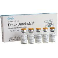 ORGANON DECA-DURABOLIN HOLLAND 5AMP - 100MG/ML