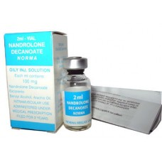NORMA  NANDROLONE DECANOATE NORMA 5AMP - 100MG/ML