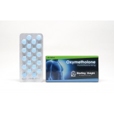 STERLING KNIGHT PHARMACEUTICALS OXYMETHOLONE 20TAB - 50MG/TAB