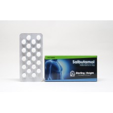 STERLING KNIGHT PHARMACEUTICALS SALBUTAMOL 100TAB 2MG/TAB